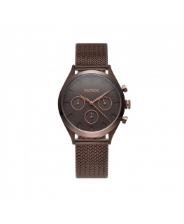 Tayroc Orol wayfare brown dial bronze br