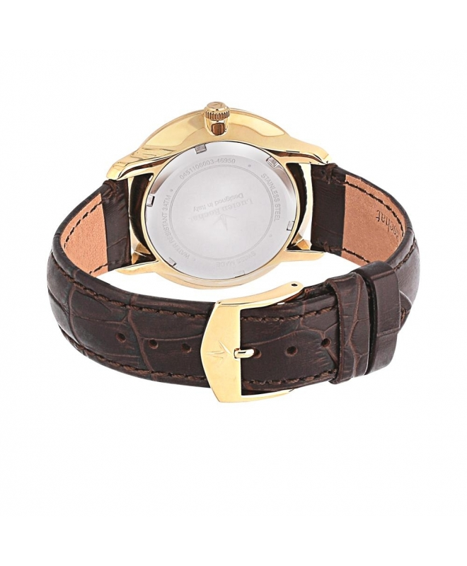 Lucien Rochat Granville 42mm small second ivor di br s - galleria 2