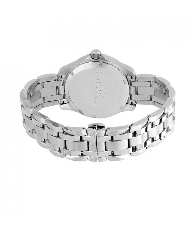 Lucien Rochat Montpellier 41mm 3h white dial ss br - galleria 2