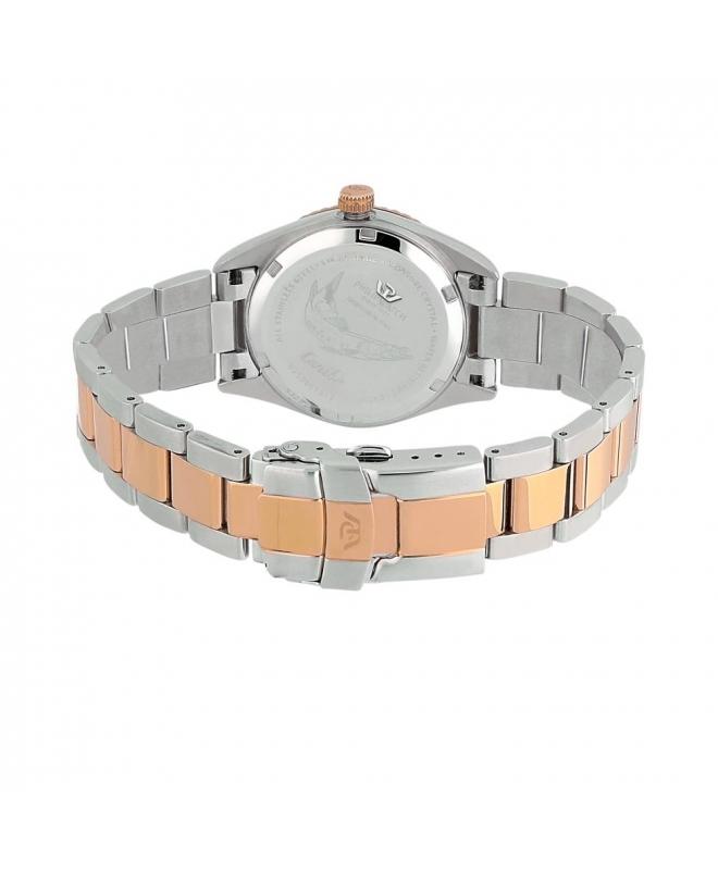 Philip Watch Caribe ext 3h white dial /brac rg donna R8253107513 - galleria 3