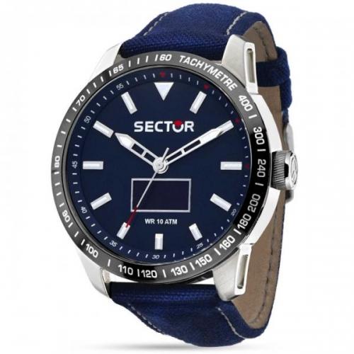 Orologio Sector 850 Smart Watch 45mm blu