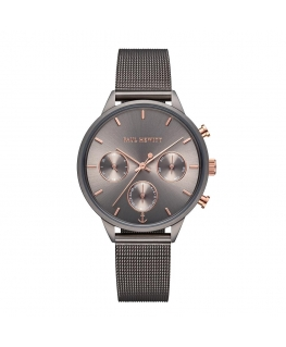 Paul Hewitt Watch everpulse greyrg dial grey metal