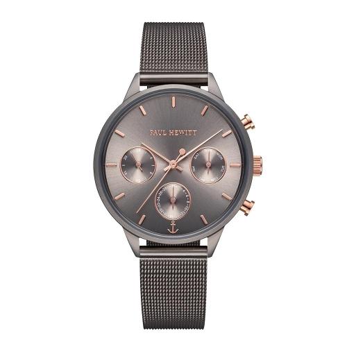Paul Hewitt Watch everpulse greyrg dial grey metal