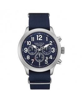 Orologio Nautica uomo data Ncc 01 blu