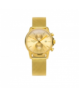 Tayroc Orol iconic gold dial gold br