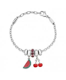 Bracciale Morellato Drops 3 beads