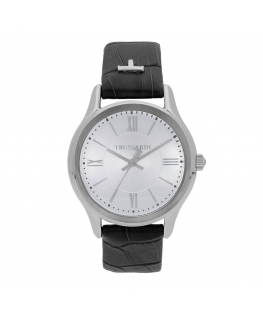 Orologio Trussardi Tfirst lady 34mm 3h silver