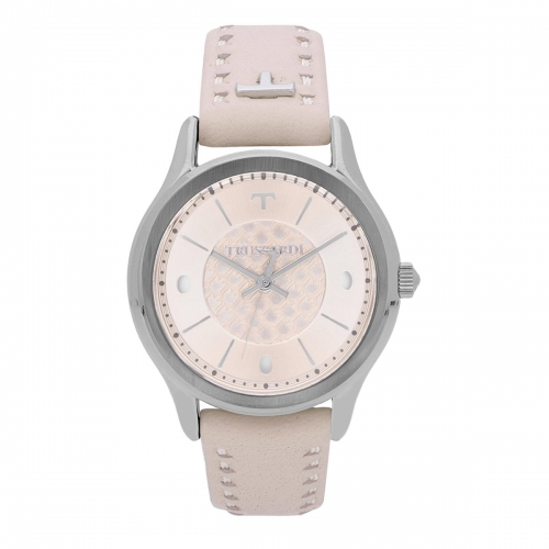 Orologio Trussardi Tfirst lady 34mm 3h rosa