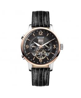 Orologio Ingersoll Grafton Automatico pelle nero