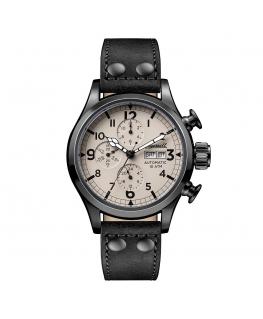 Orologio Ingersoll Armstrong Automatico pelle grigio