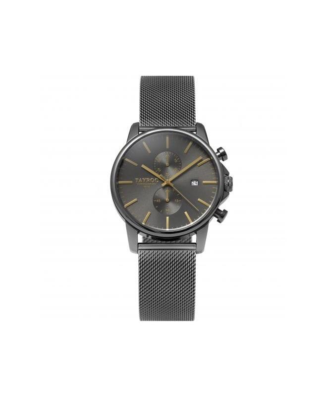 Tayroc Orol iconic black dial light grey br - galleria 1