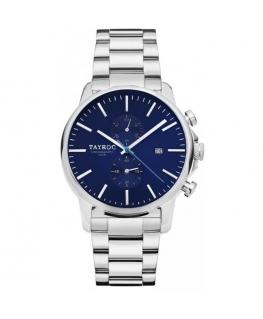 Tayroc Orol iconic blue dial silver br
