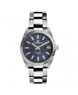 Orologio Lorenz Automatic Ginevra uomo acciaio blu uomo 30164CC