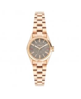 Orologio Furla Eva 25mm oro rosa grigio R4253101525