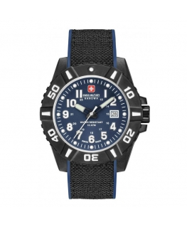 SWISS MILITARY Mod. BLACK CARBON