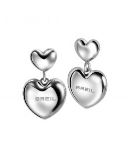 Orecchini Breil Love Around donna / acciaio