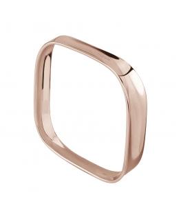 Bracciale Breil Liquid donna acciaio oro rosa