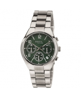 Orologio Breil Space boy crono verde - 36 mm