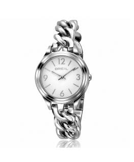 Orologio Breil Night Out donna acciaio bianco - 32 mm