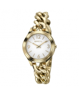 Orologio Breil Night Out donna acciaio oro - 32 mm