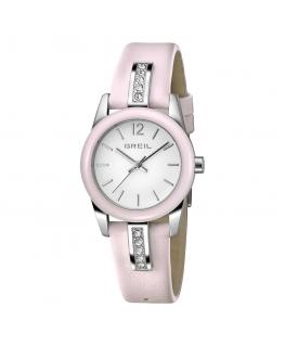 Orologio Breil Liberty donna pelle rosa - 30 mm