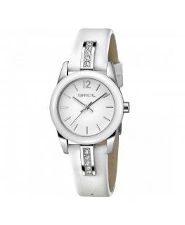 Orologio Breil Liberty donna pelle bianco - 30 mm