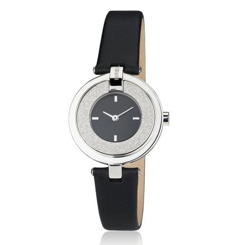 Orologio Breil Breilogy donna pelle nero - 30 mm