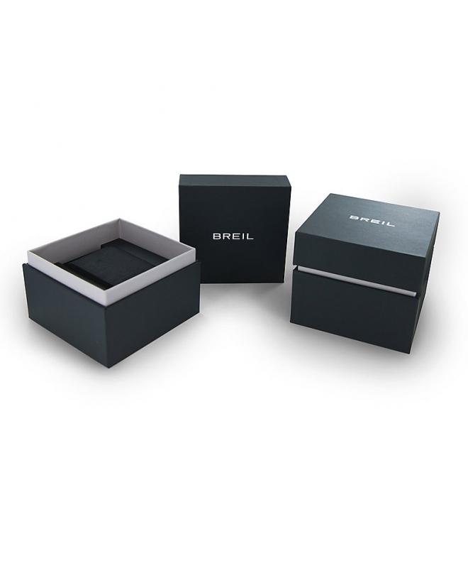 Orologio Breil Tangle donna acciaio nero - 20x26 mm - galleria 2