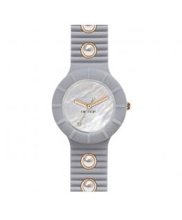 Orologio Hip Hop Pearl donna grigio - 32 mm