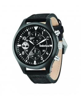 Timberland Madbury multi black dial black strap