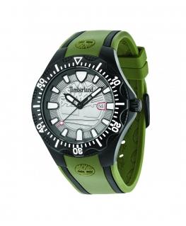 Timberland Dixiville m 3h gray dial dark green str