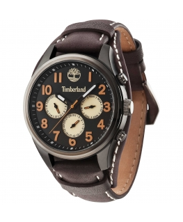 Timberland Rollins multi black dial strap