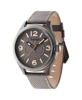Timberland Moringa 3h grey dial strap