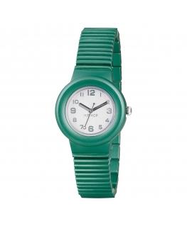 Orologio Hip Hop Aluminium donna verde - 32 mm