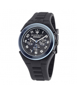Orologio Maserati Pneumatic nero - 43 mm