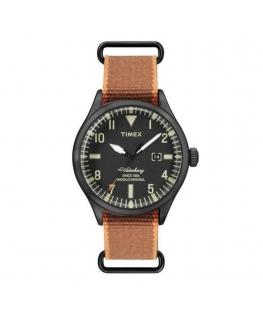 Orologio Timex Waterbury data nero - 40 mm