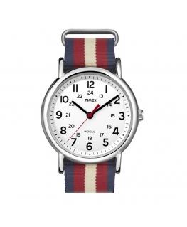 Orologio Timex Weekender uomo tessuto - 40 mm