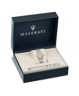 Special box Maserati Epoca 34mm - orologio e penna