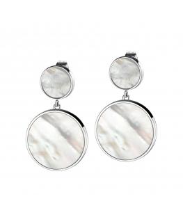 Orecchini Morellato Perfetta argento / madreperla