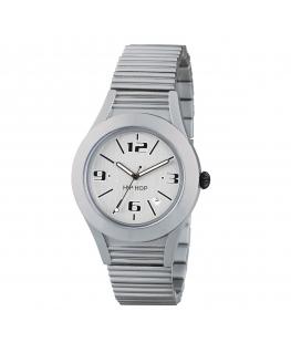 Orologio Hip Hop Aluminium uomo silver - 41 mm