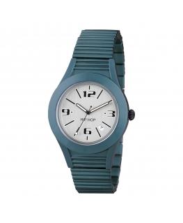 Orologio Hip Hop Aluminium uomo blu - 41 mm