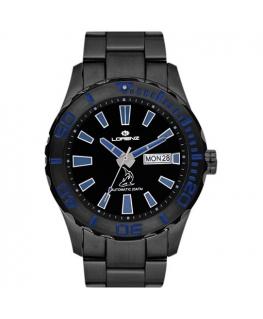 Orologio Lorenz uomo automatico Shark II brunito