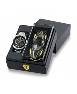 Ferrari Speed medal multi. wst. steel strap