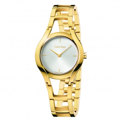 Orologio Calvin Klein Class donna acciaio dorato - 32 mm