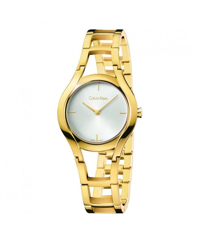 Orologio Calvin Klein Class donna acciaio dorato - 32 mm - galleria 1