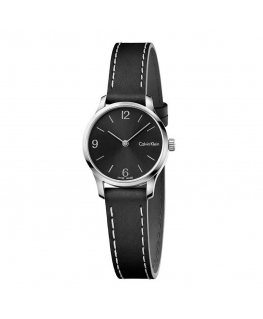 Orologio Calvin Klein Endless pelle nero - 26 mm
