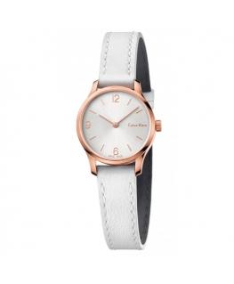 Orologio Calvin Klein Endless pelle bianco - 26 mm