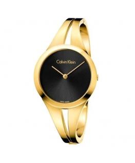 Orologio Calvin Klein Addict donna acciaio dorato 28 mm