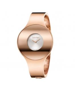 Orologio Calvin Klein Seamless oro rosa - 38 mm