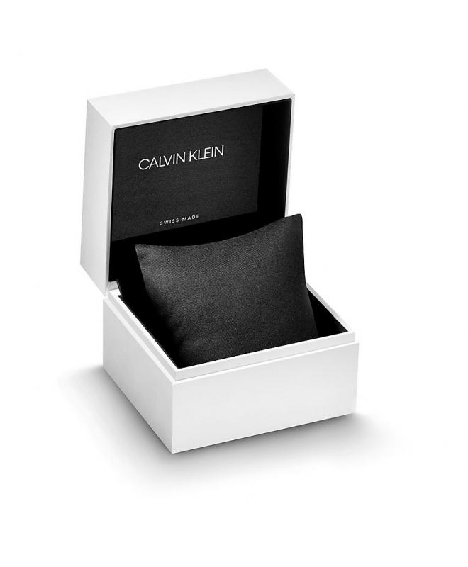 Orologio Calvin Klein Seamless oro rosa - 38 mm - galleria 2
